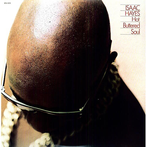 Alliance Isaac Hayes - Hot Buttered Soul thumbnail