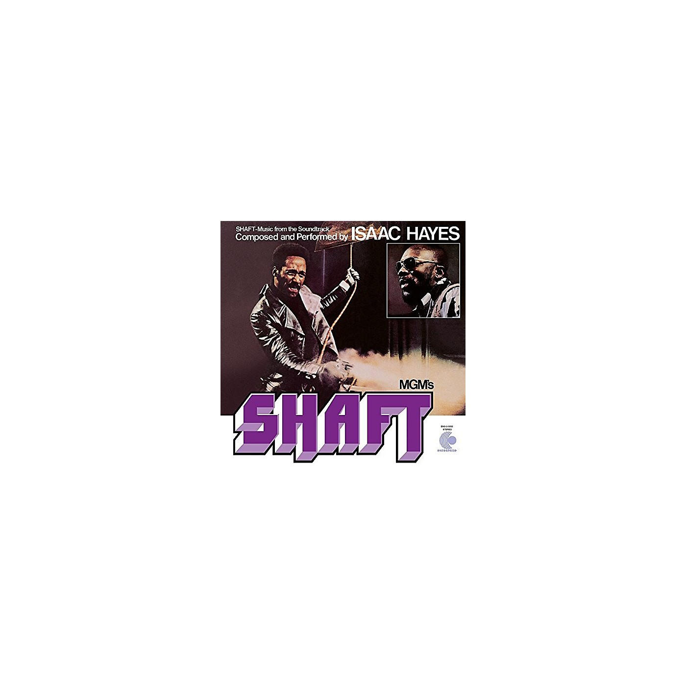 Alliance Isaac Hayes - Shaft (Music From The Soundtrack) thumbnail