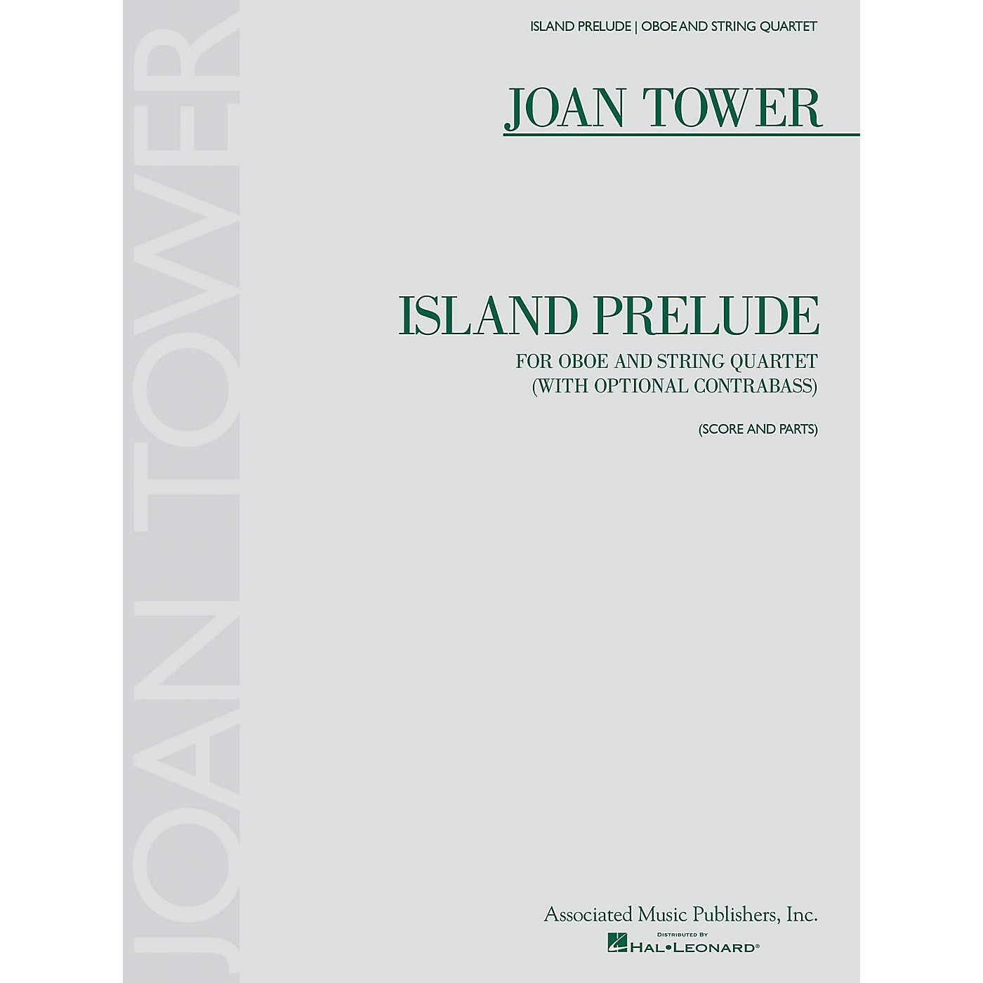 Associated Island Prelude (Score and Parts) Ensemble Series by Joan Tower thumbnail