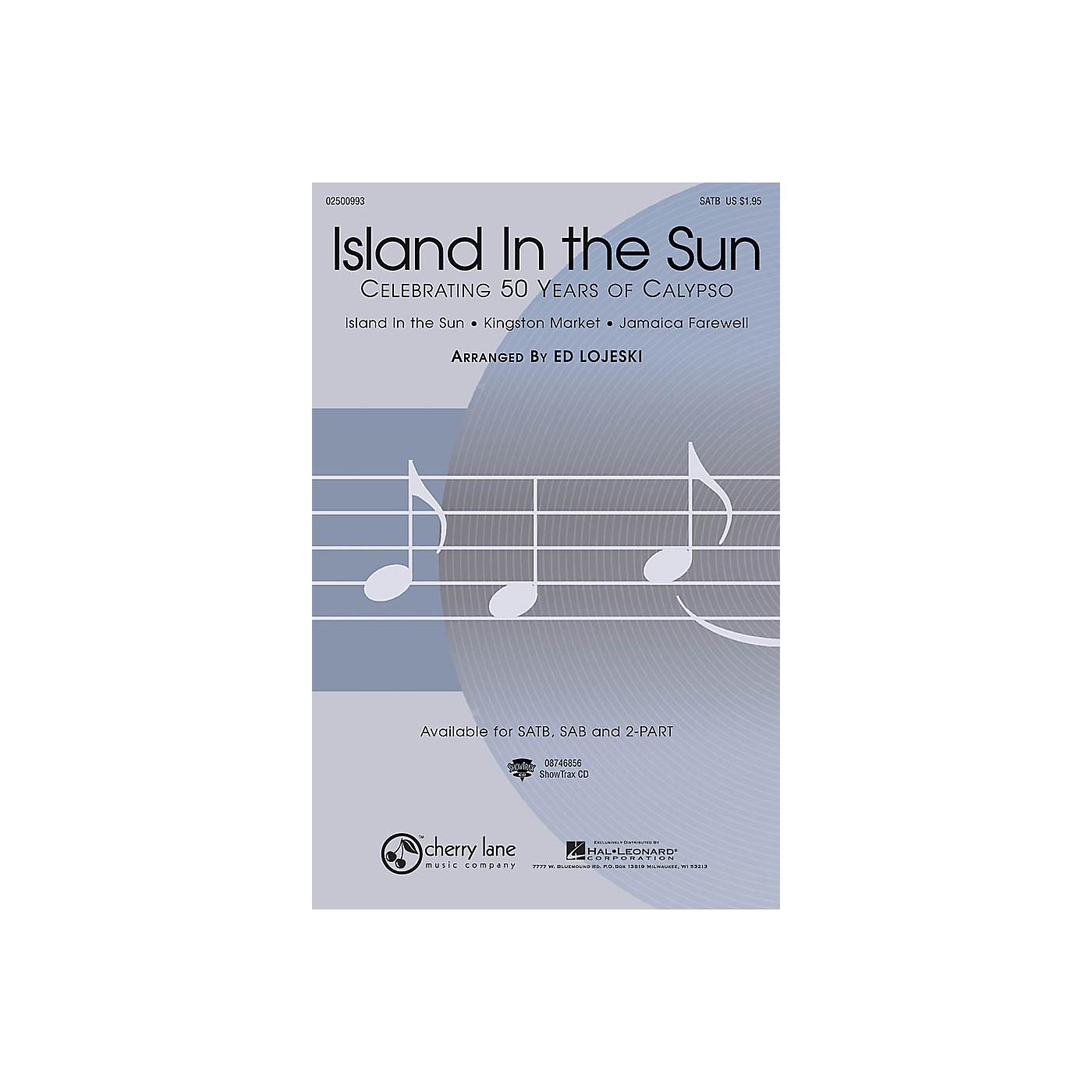 Hal Leonard Island in the Sun: Celebrating 50 Years of Calypso ShowTrax CD Arranged by Ed Lojeski thumbnail