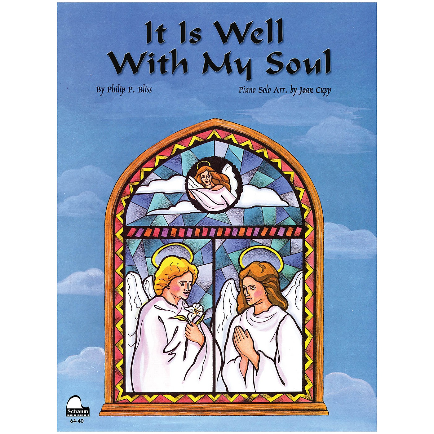 SCHAUM It Is Well with My Soul Educational Piano Series Softcover thumbnail
