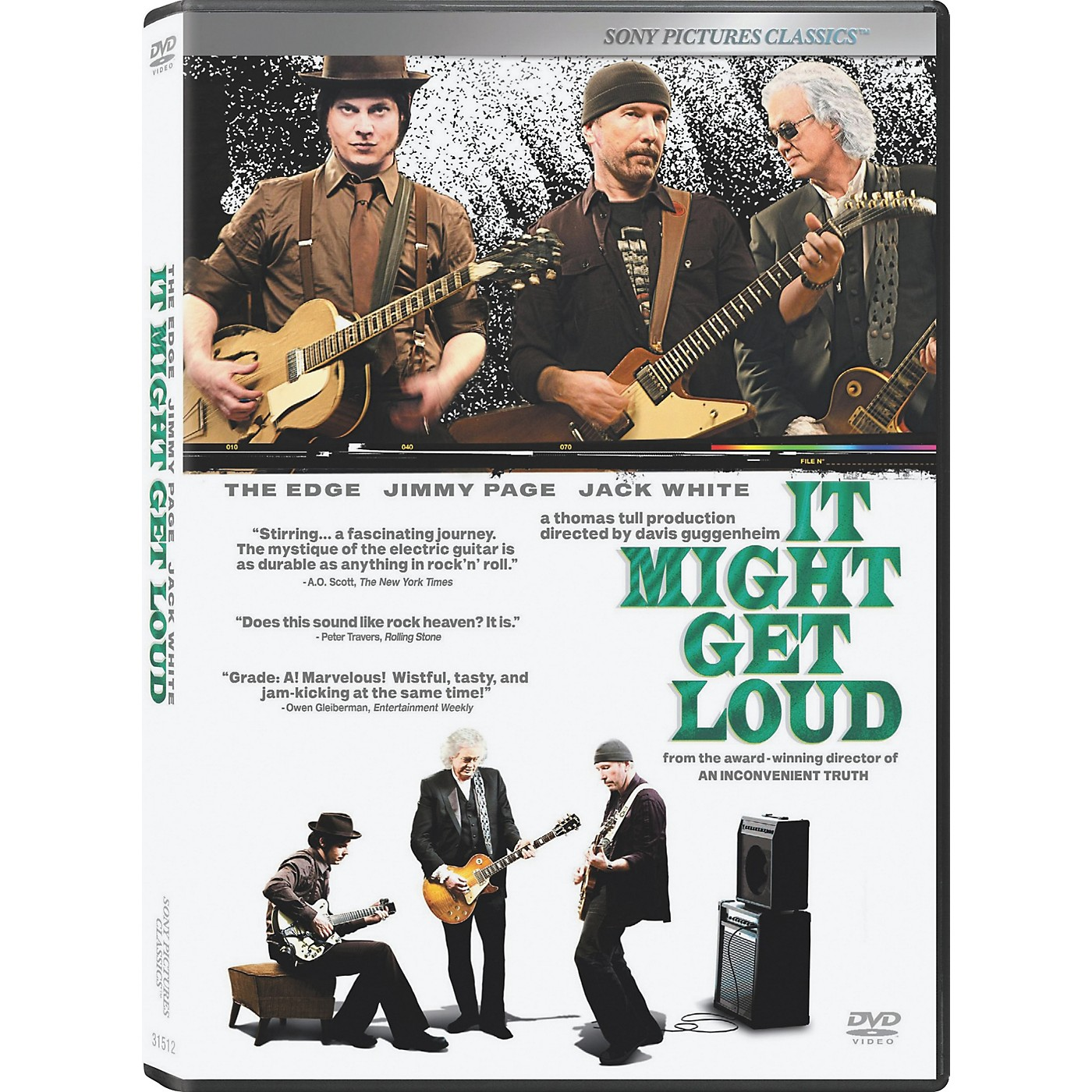 Sony It Might Get Loud (DVD) thumbnail