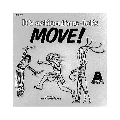 Educational Activities It's Action Time Let's Move thumbnail