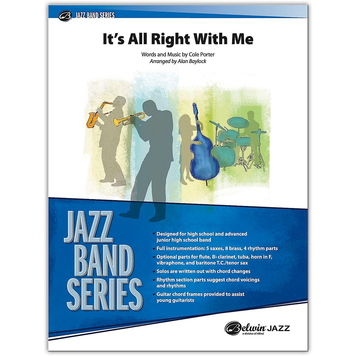BELWIN It's All Right with Me Conductor Score 3 (Medium) thumbnail