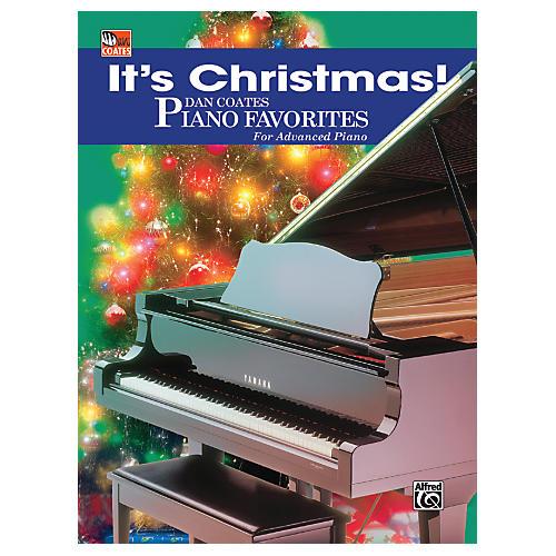 Alfred It's Christmas! Advanced Piano Book thumbnail