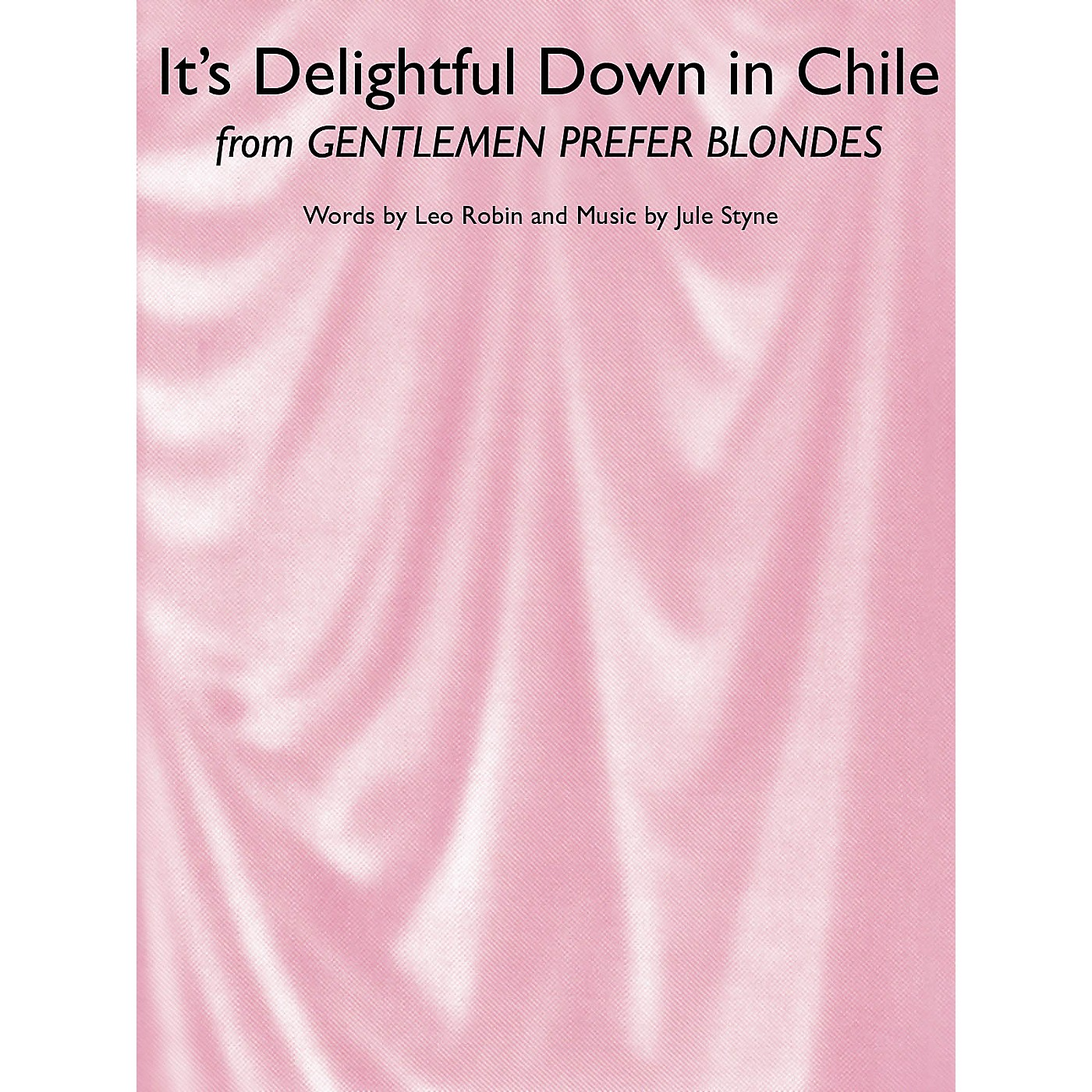 Music Sales It's Delightful Down In Chile Music Sales America Series thumbnail