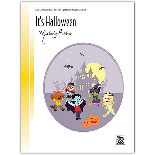 Alfred It's Halloween Early Elementary thumbnail