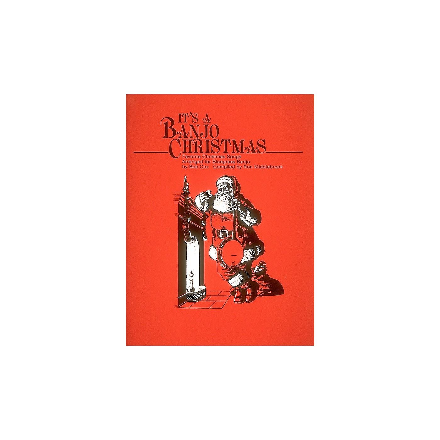 Centerstream Publishing It's a Banjo Christmas (Banjo Solo) Banjo Series thumbnail