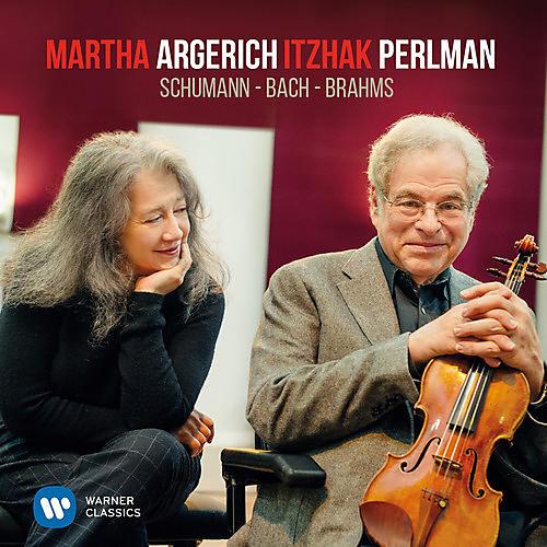 Alliance Itzhak Perlman - Bach & Schumann thumbnail