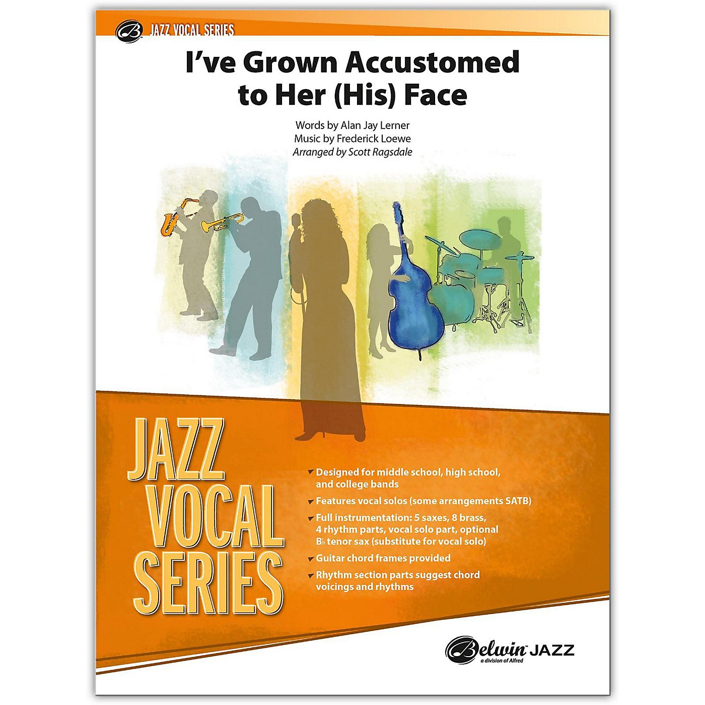 BELWIN I've Grown Accustomed to Her (His) Face Conductor Score 3.5 (Medium) thumbnail