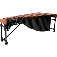Marimba One Izzy #9504 A442 Marimba with Traditional Keyboard and Basso Bravo Resonators