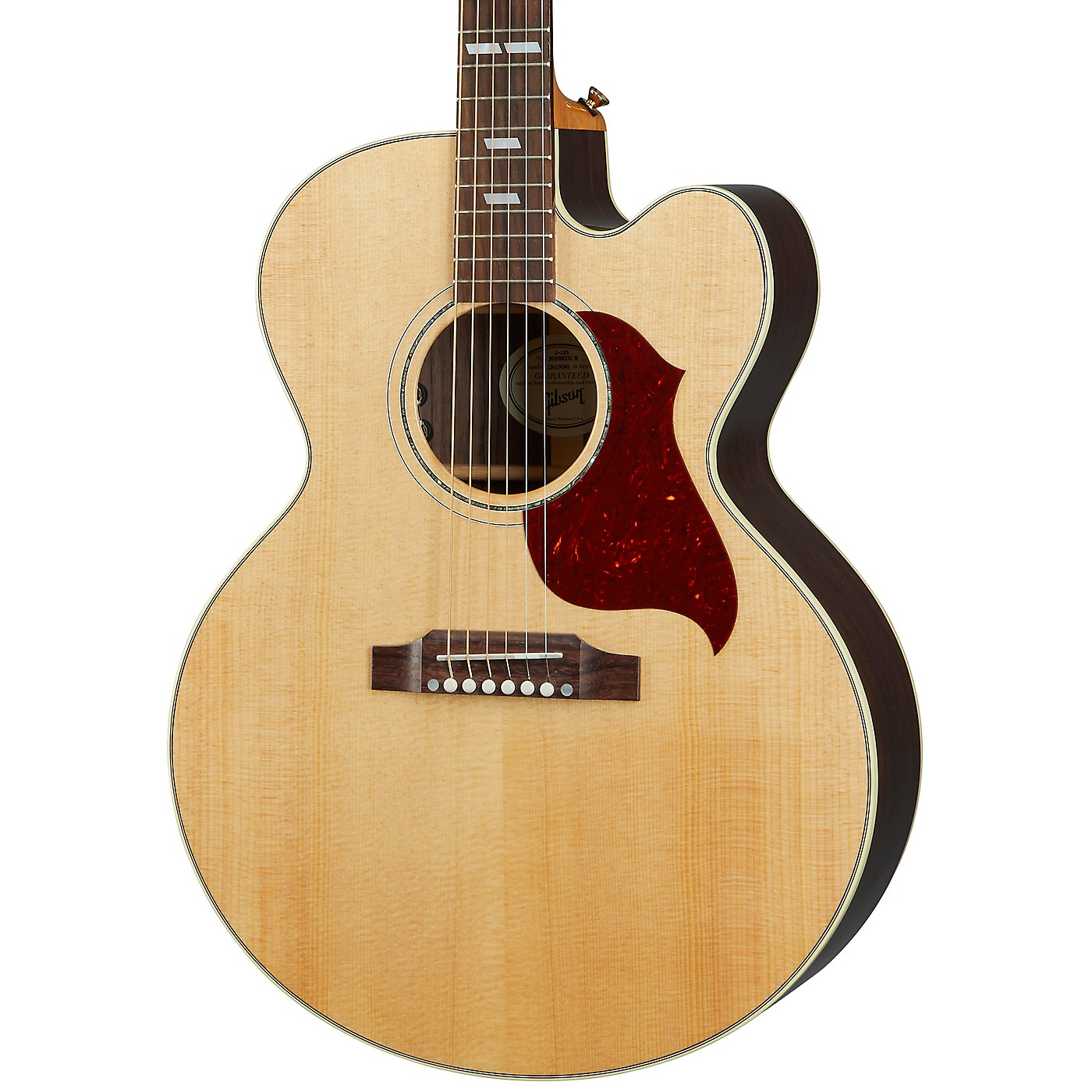 Gibson J-185 EC Modern Rosewood Acoustic-Electric Guitar thumbnail