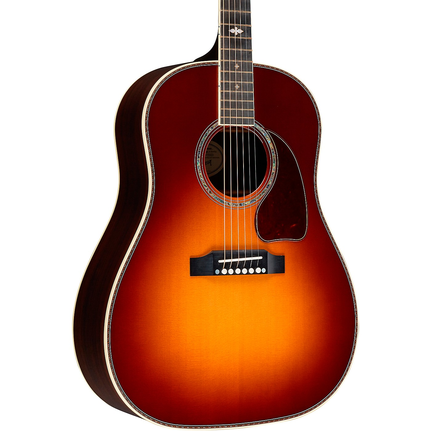 Gibson J-45 Deluxe Acoustic-Electric Guitar thumbnail
