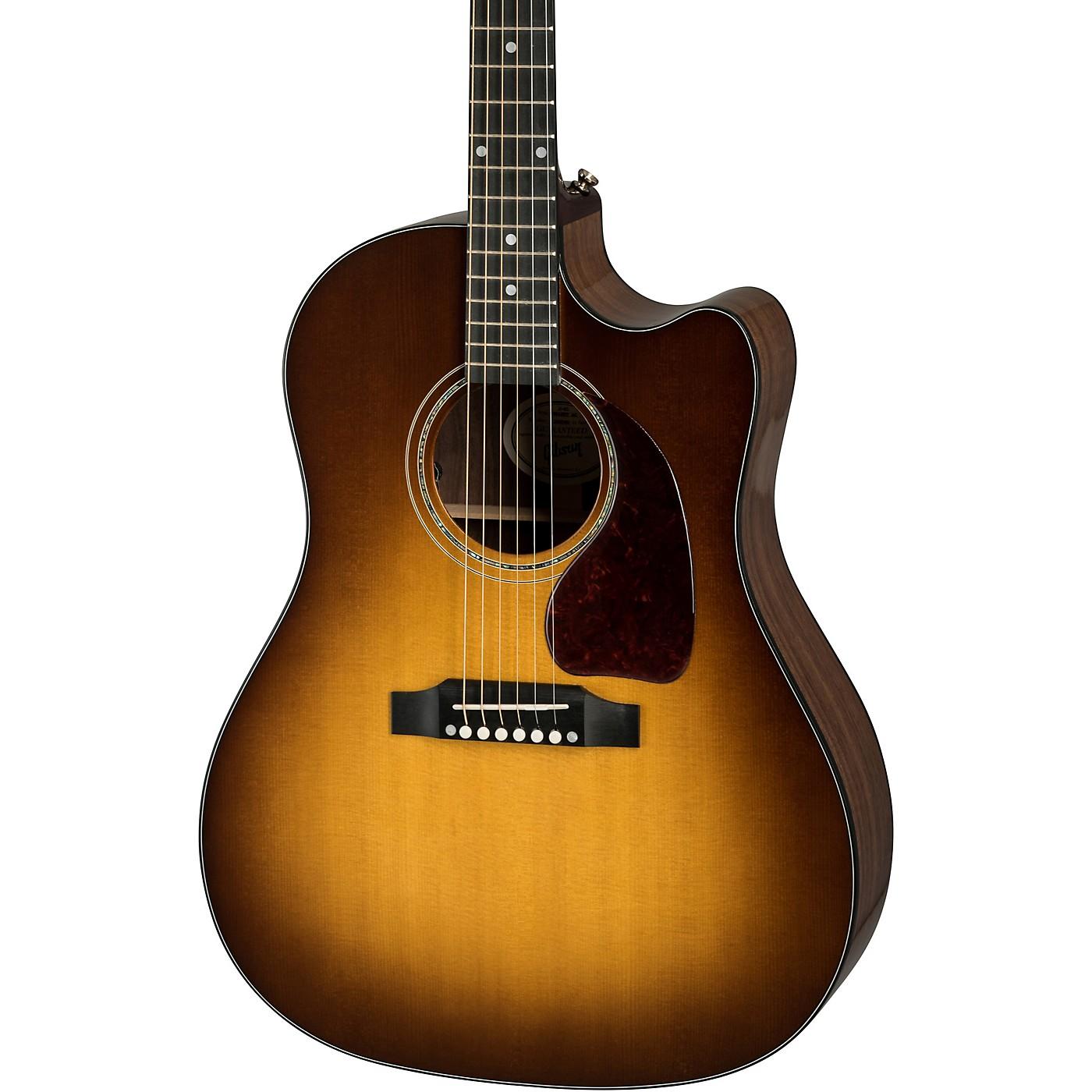 Gibson J-45 Modern Walnut Acoustic-Electric Guitar thumbnail