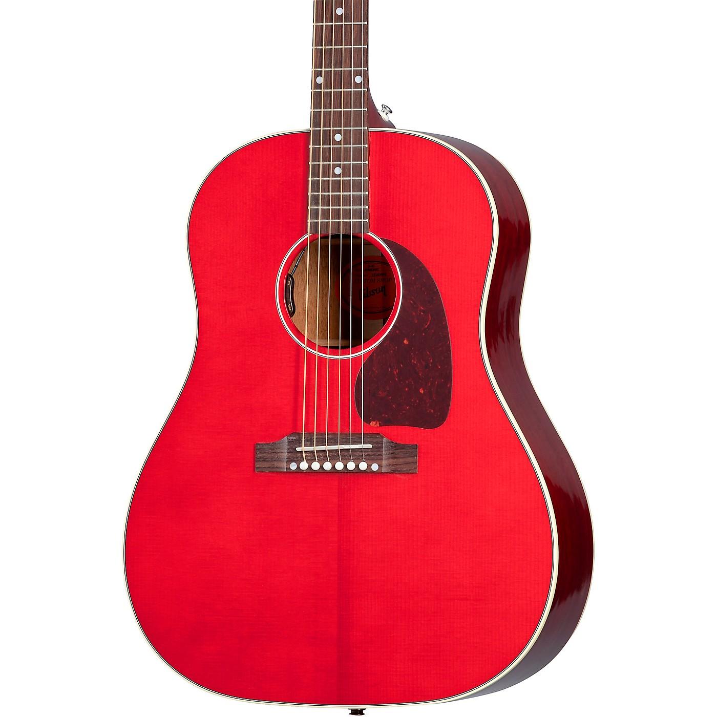 Gibson J-45 Standard Acoustic-Electric Guitar thumbnail