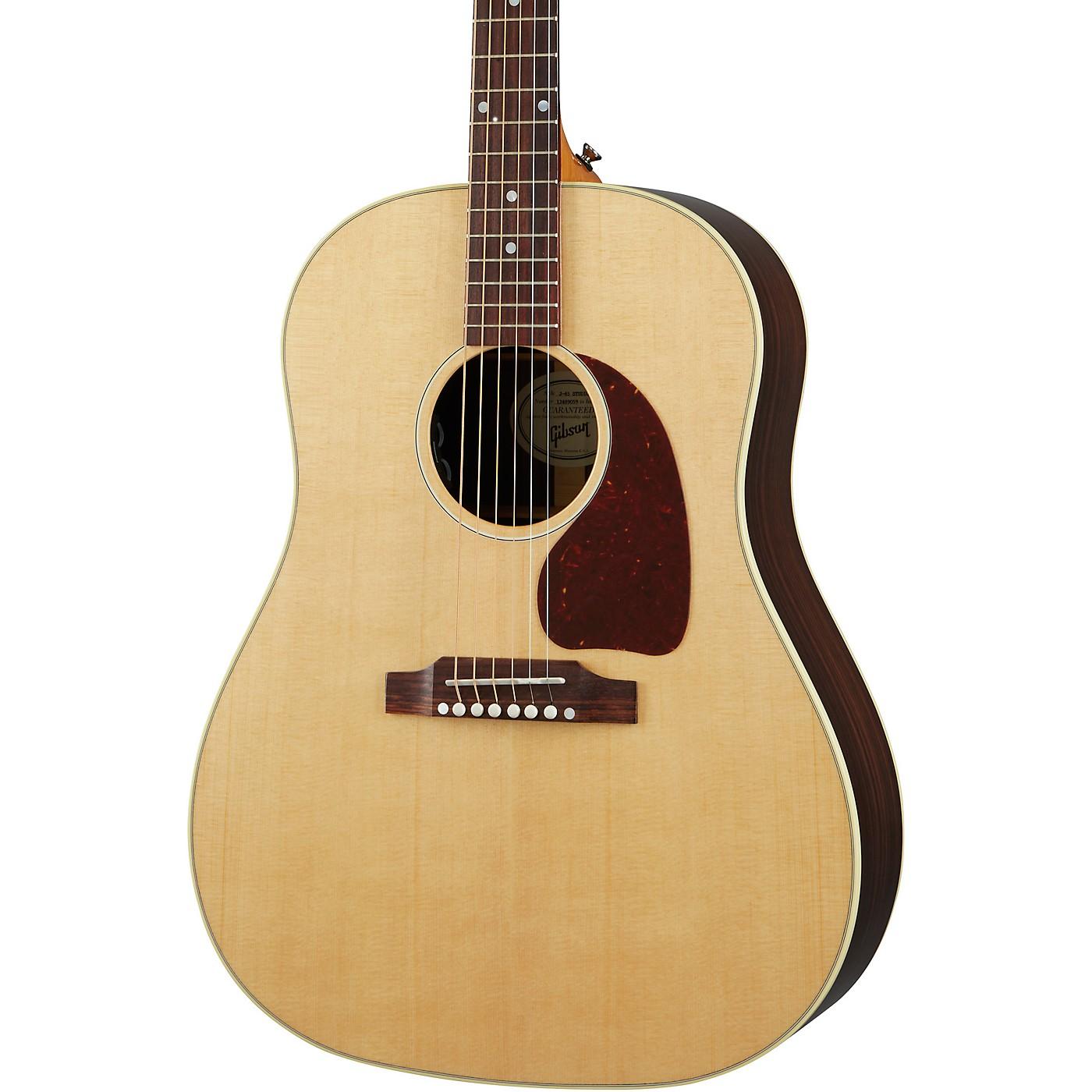 Gibson J-45 Studio Rosewood Acoustic-Electric Guitar thumbnail