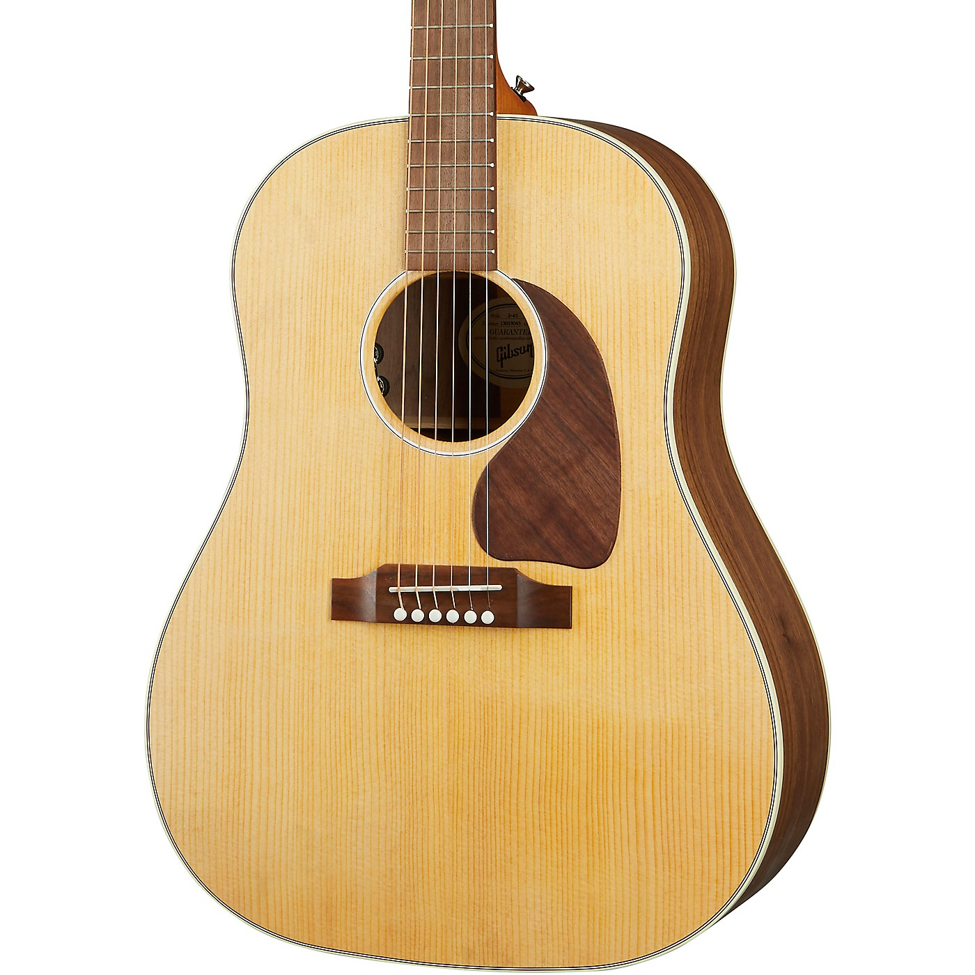 Gibson J-45 Sustainable Acoustic-Electric Guitar thumbnail