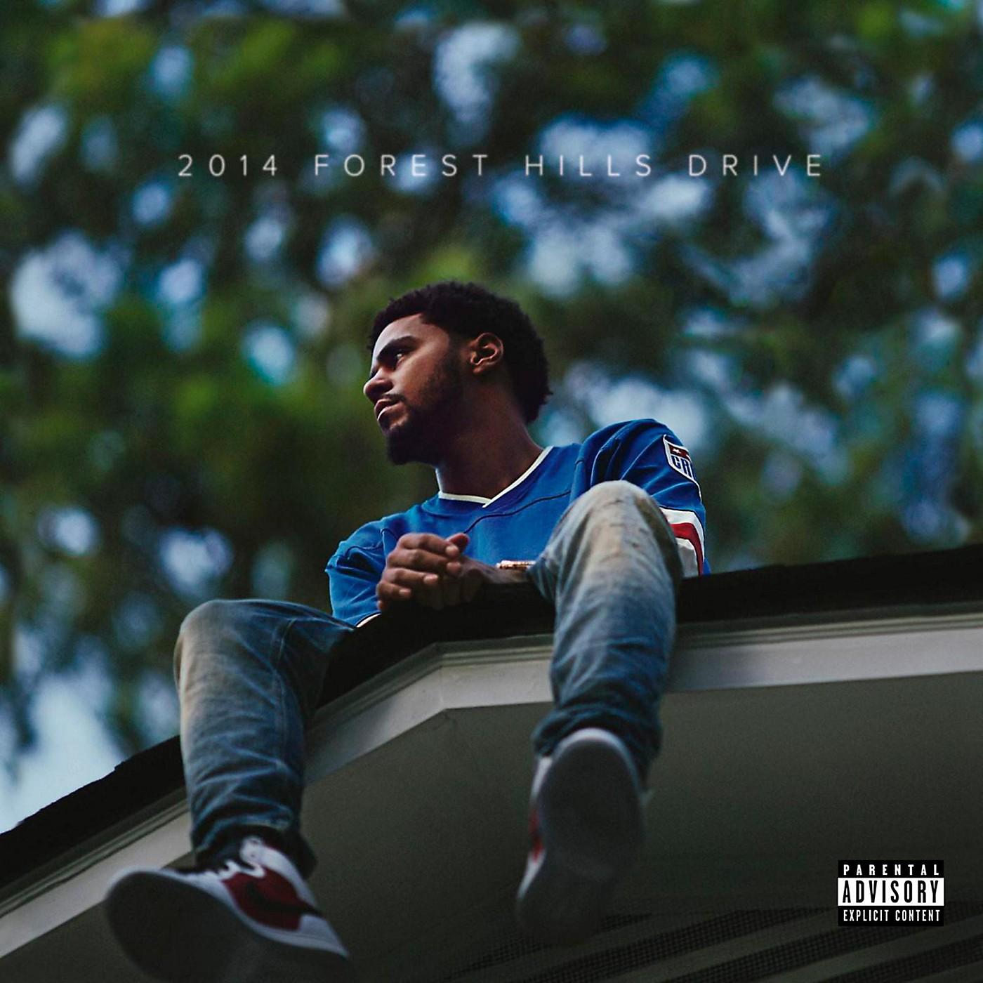 Sony J. Cole  - 2014 Forest Hills Drive 2LP thumbnail