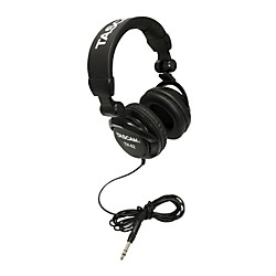 Tascam TH-02 Recording Studio Headphones Black