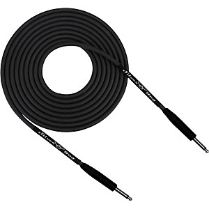 Rapco 20GA CABLE SilverHOG Silver-Plated Instrument Cable 25 ft.