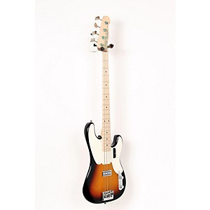 Fender Custom Shop Proto Precision Bass Guitar 3-Color Sunburst 888365473185