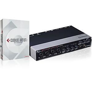 Steinberg UR44 USB Interface Cubase Artist 7 Upgrade 2