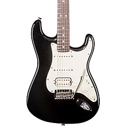 Fender American Deluxe Stratocaster Plus HSS Electric Guitar Mystic Black -  0118110710