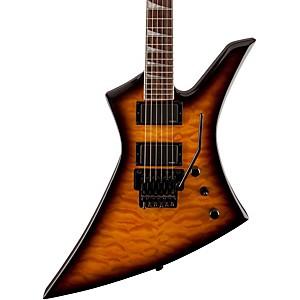 Jackson Kelly KEXMG Electric Guitar Tobacco Burst