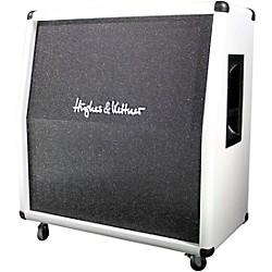 Hughes & Kettner Limited Edition Custom 4x12 Cabinet White (J06164001 J06164.001) photo