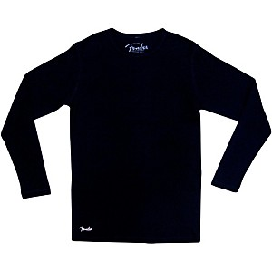 Fender Long Sleeve Thermal Navy Large