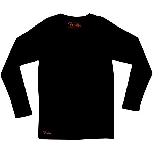 Fender Long Sleeve Thermal Black XX-Large