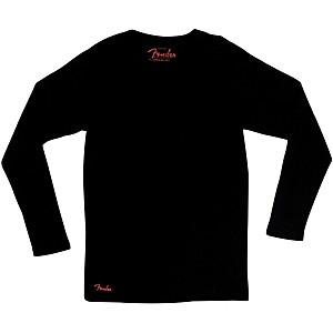 Fender Long Sleeve Thermal Black Large