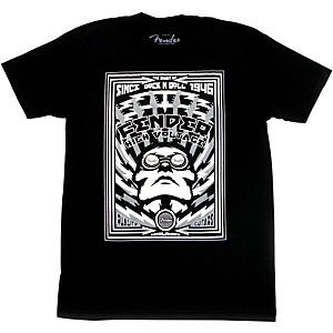 Fender High Voltage T-Shirt Black Extra-Large