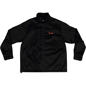 Fender Fleece Lined Thermal Jacket Black XX-Large