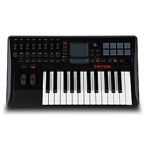 Korg Triton Taktile 25 key Keyboard/Synth Controller w/ Triton Engine