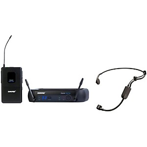 Shure PGX-D Digital Wireless Headset System