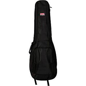 Gator GB-4G-BASSX2 4G Series Gig Bag for 2 Bass Guitars Black