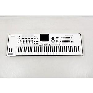 Yamaha Motif XF7 White 76-Key Workstation Regular 888365521053