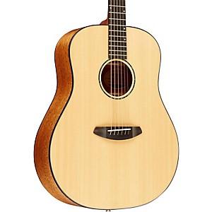 Breedlove Premier Dreadnought Mahogany Acoustic-Electric Guitar Natural