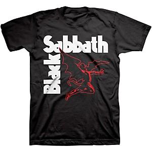 Black Sabbath Black Sabbath Creature T-Shirt Black X-Large
