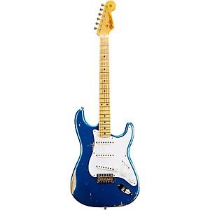 Fender Custom Shop 1954 Heavy Relic Stratocaster Electric Guitar Aqua Marine Metallic