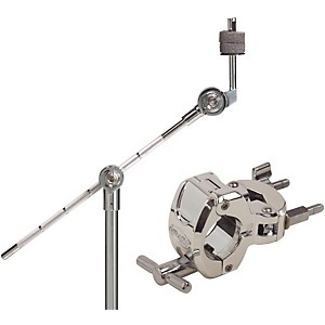 Gibraltar GBP-CMCWB Chrome Series Multi Clamp and Cymbal Boom Arm Add on Package