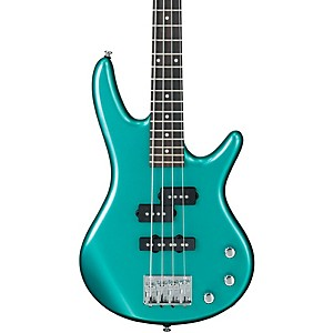 Ibanez GSRM20 4-String Electric Bass Guitar Green Metallic