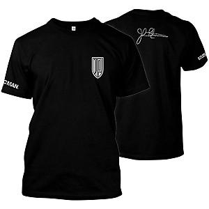 Ernie Ball John Petrucci 2014 T-Shirt Black X-Large