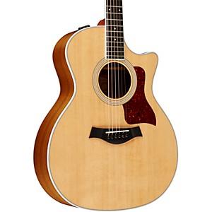 Taylor 414ce ES2 Grand Auditorium Cutaway Acoustic-Electric Guitar Natural