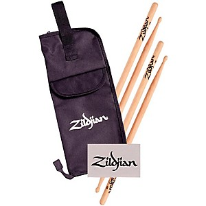 Zildjian Back to School Sticks & Bag Bundle 5B