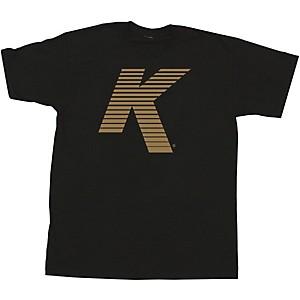 Zildjian Vented K T-Shirt Black Medium