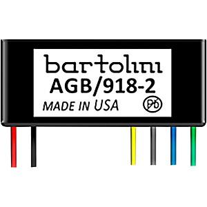 Bartolini Adjustable Gain Buffer/Pre-amp