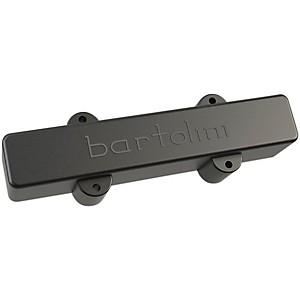 Bartolini Classic Bass Series 5-String J Bass Single Coil Bridge Pickup Long
