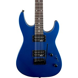 Jackson JS11 Dinky Electric Guitar Metallic Blue